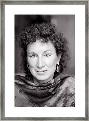 Margaret Atwood Framed Print