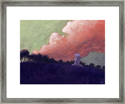 Margaret Framed Print by Ethan Harris