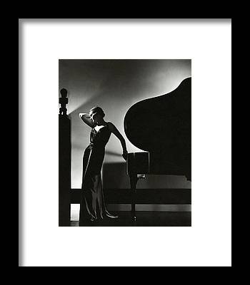 1935 Framed Prints