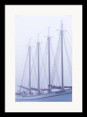 Bar Harbor Framed Prints