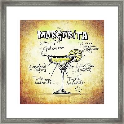 Margarita Framed Print by Movie Poster Prints