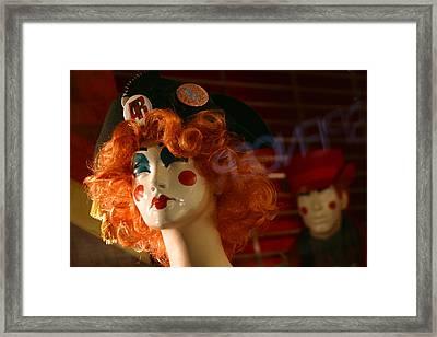 Margo 2 Framed Print by Jez C Self