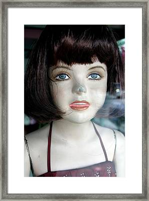 Maria Fi Framed Print by Jez C Self