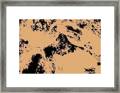 Maria Sharapova 4r Framed Print by Brian Reaves