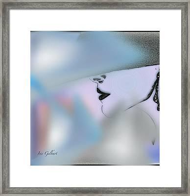 Marion Abby Framed Print