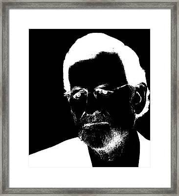 Mariano Rajoy Framed Print