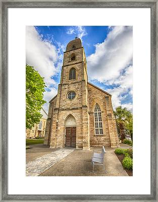 Marienkirche Framed Print by Stephen Stookey