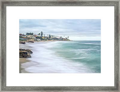 Marine Street Framed Print