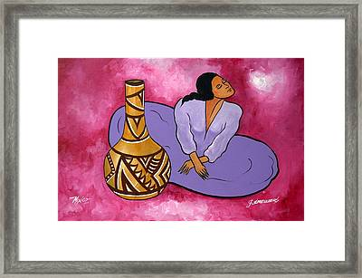 Mariposa Framed Print