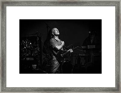 Mark Farner Gfr Framed Print
