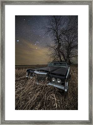 Framed Print featuring the photograph Mark IIi by Aaron J Groen