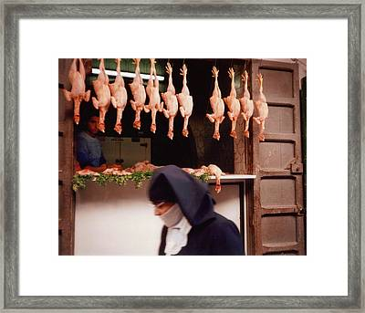 Framed Print featuring the photograph Market Day  by Patricia Januszkiewicz