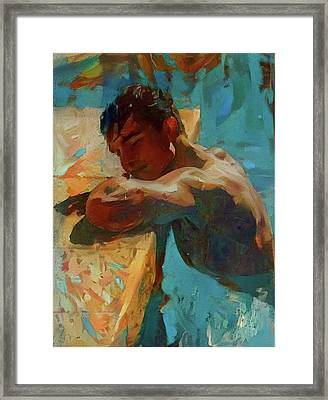 Marko Framed Print