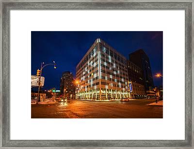 Marlborough Hotel Framed Print by Bryan Scott