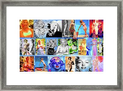 Marlyn Love Framed Print
