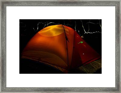 Marmot Limelight 3  Framed Print by Chris Brewington Photography LLC