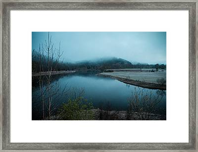 Marnadal Early In The Morning Framed Print