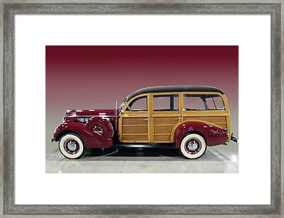 Marooned Framed Print by Bill Dutting