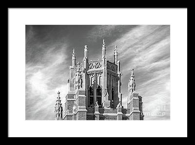 Marquette Framed Prints