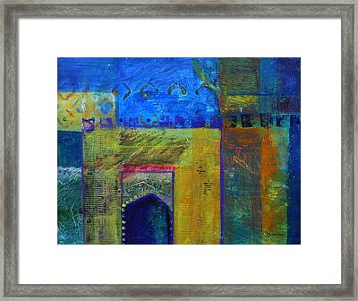 Marrakech Framed Print