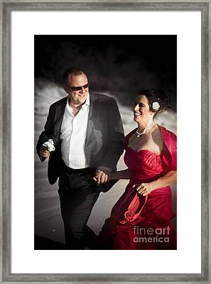 Marriage A Long Running Celebration Of Love Framed Print by Jorgo Photography - Wall Art Gallery