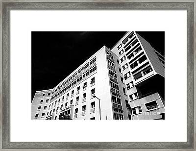 Marseille Design Framed Print by John Rizzuto