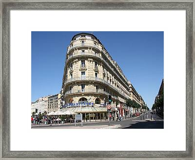 Marseille, France Framed Print