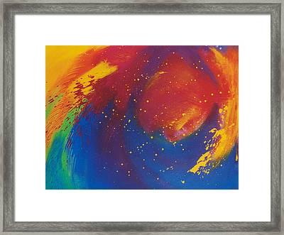 Marte Framed Print by Carla Cerrato