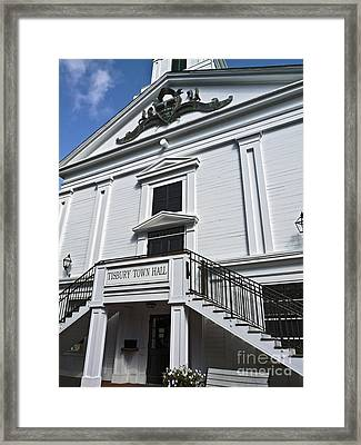 Martha's Vineyard 2015mv238 Framed Print by Howard Stapleton