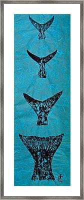 Martha's Vineyard Grans Slam -  4 Framed Print