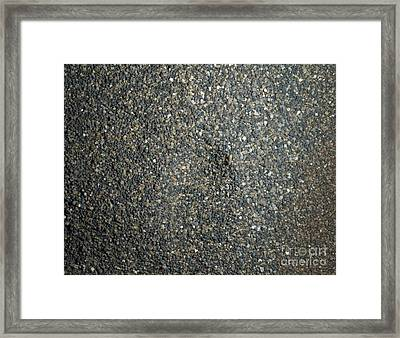 Martian Sand Grains Framed Print by Science Source
