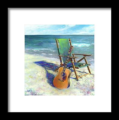 Musical Instruments Framed Prints
