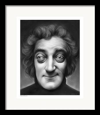 Best Supporting Actor Framed Prints