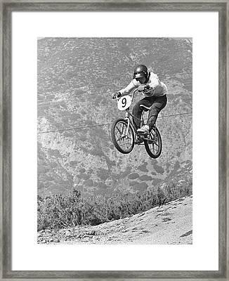 Marvin Church 1974 Framed Print