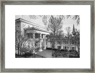 Mary Baldwin University Carpenter Hall Framed Print