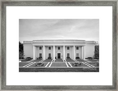 Mary Baldwin College Grafton Library Framed Print by University Icons