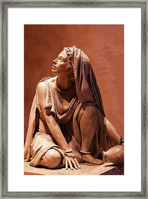 Mary M Framed Print