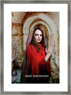 Mary Magdalene Framed Print