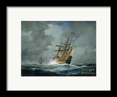 Boats Framed Prints