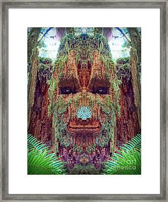 Marymere Mossman Framed Print