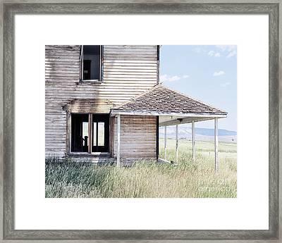 Mary's House Framed Print