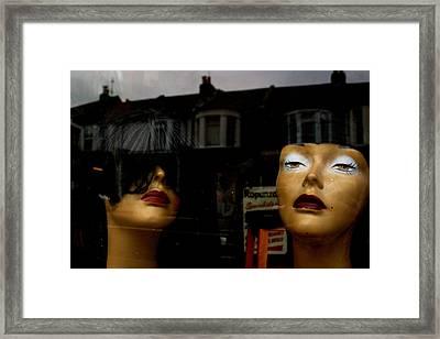 Massa Framed Print by Jez C Self