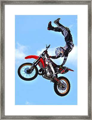 Massive Air Framed Print