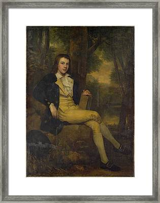Master Rees Goring Thomas Framed Print by Attributed to Ralph Earl