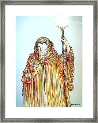 Masters Of Light Framed Print by Paulo Zerbato