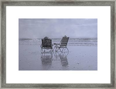Match Made In Heaven Framed Print