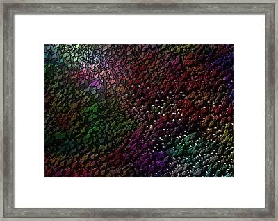 Matrizzavano Framed Print by Jeff Iverson