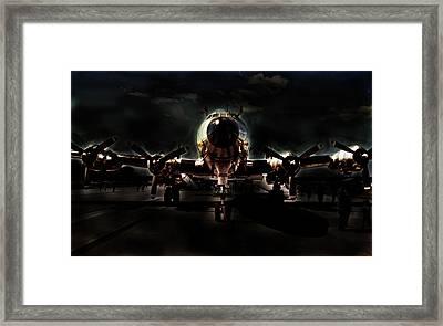 Framed Print featuring the photograph Mats Constellation by John Schneider