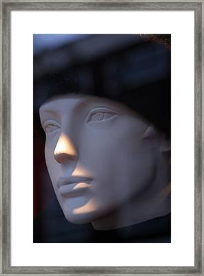 Matt Framed Print by Jez C Self