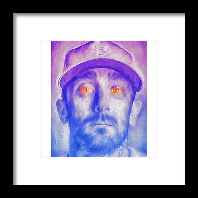 Mlb Framed Prints